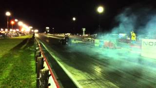 Gary Isom Jr. Fuel Dragster