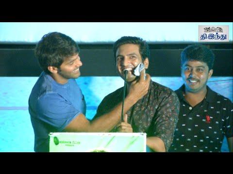 Inimey Ippadithan Audio Launch | Santhanam | Simbu | Arya | Gautham Menon