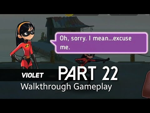 Disney Heroes Battle Mode SHY VIOLET PART 22 Walkthrough Gameplay - Android/iOS