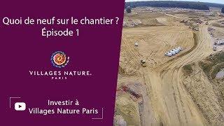 Chantier Villages Nature - Saison 1