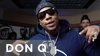 Don Q Freestyle On The HOT BOX