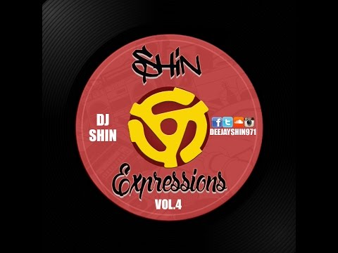 Dj Shin Présente Shin Expressions Vol 4