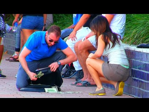 Money Hungry Gold Digger Prank!!