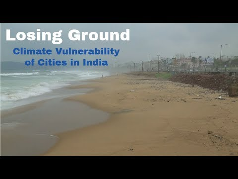 Losing Ground: Climate Vulnerability of Cities in India