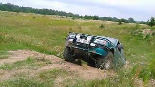 Opel Frontera Sport x Nissan Terrano x Suzuki Vitara w Terenie -Off Road-