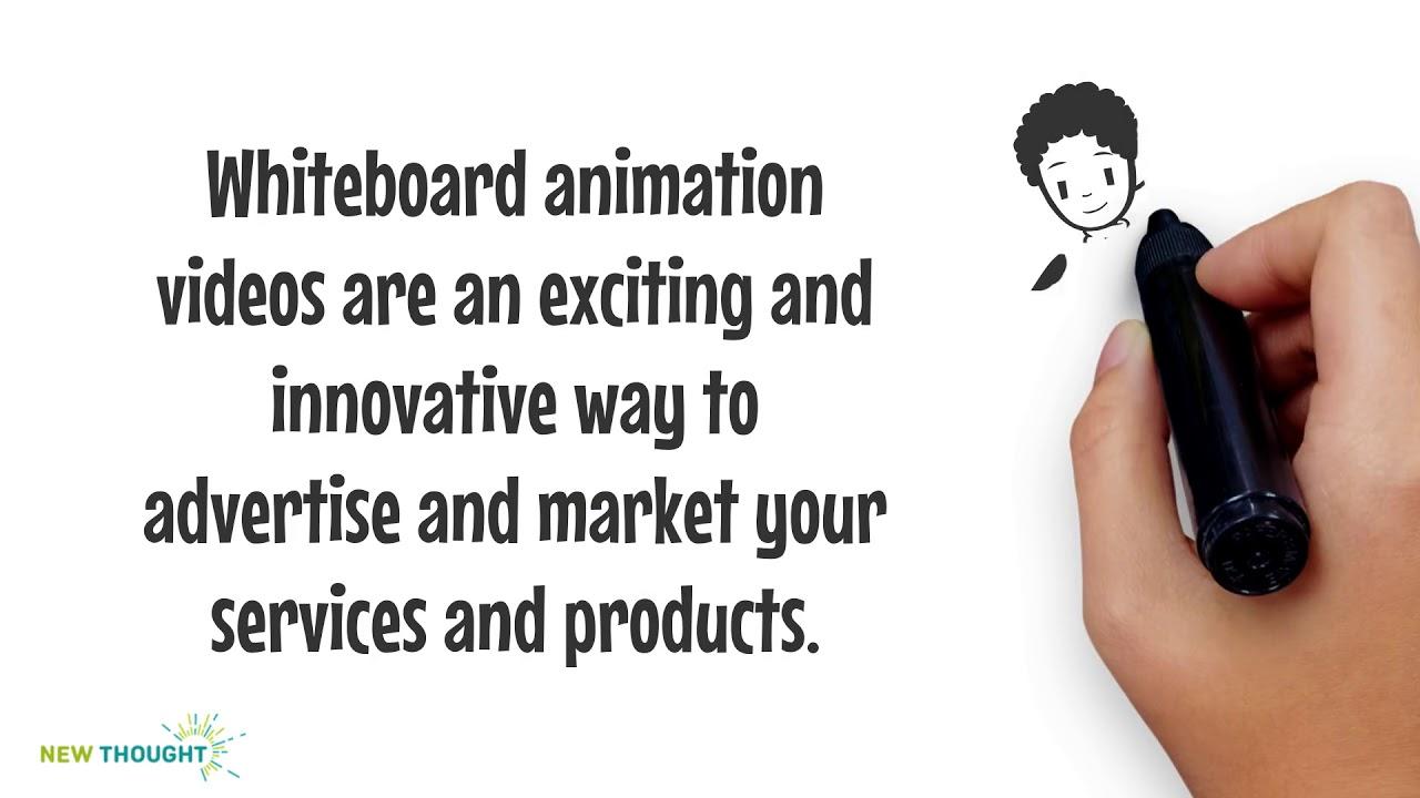 Whiteboard Animation Service Provider Company in India, USA