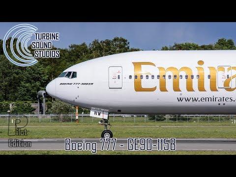 simMarket: TURBINE SOUND STUDIOS - BOEING 777-GE90-115B