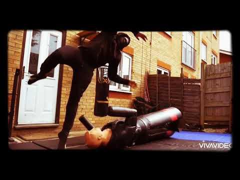 Mma motivation -Ninja fighter training!! 😈💪🔥🔥