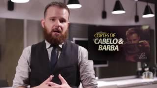 Curso De Barbeiro- Corte  Cabelo Masculino