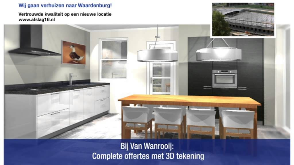 Nieuwe Showroom Keukens Badkamers Tegels En Meer Aan Afslag 16 In Waardenburg Youtube