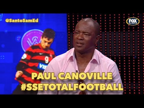 Paul Canoville on Total Football