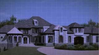 The Ponderosa Ii - French Country Home Plan: Design Evolutions Inc., Ga