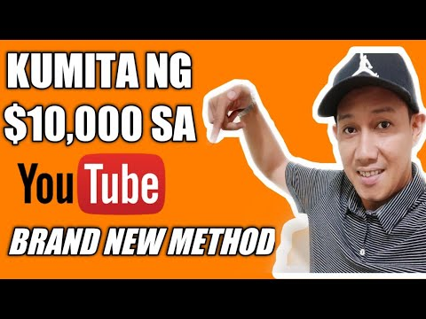 HOW TO MAKE $10,000 ON YOUTUBE WITHOUT RECORDING YOUR OWN VIDEOS | BRAND NEW METHOD