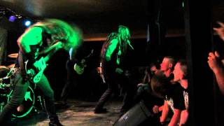 """Skeletonwitch - """"This Horrifying Force (The Desire To Kill)"""" live"""