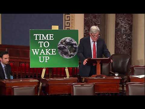 Time to Wake Up: While We Were Out: Sen. Sheldon Whitehouse (September 2017)