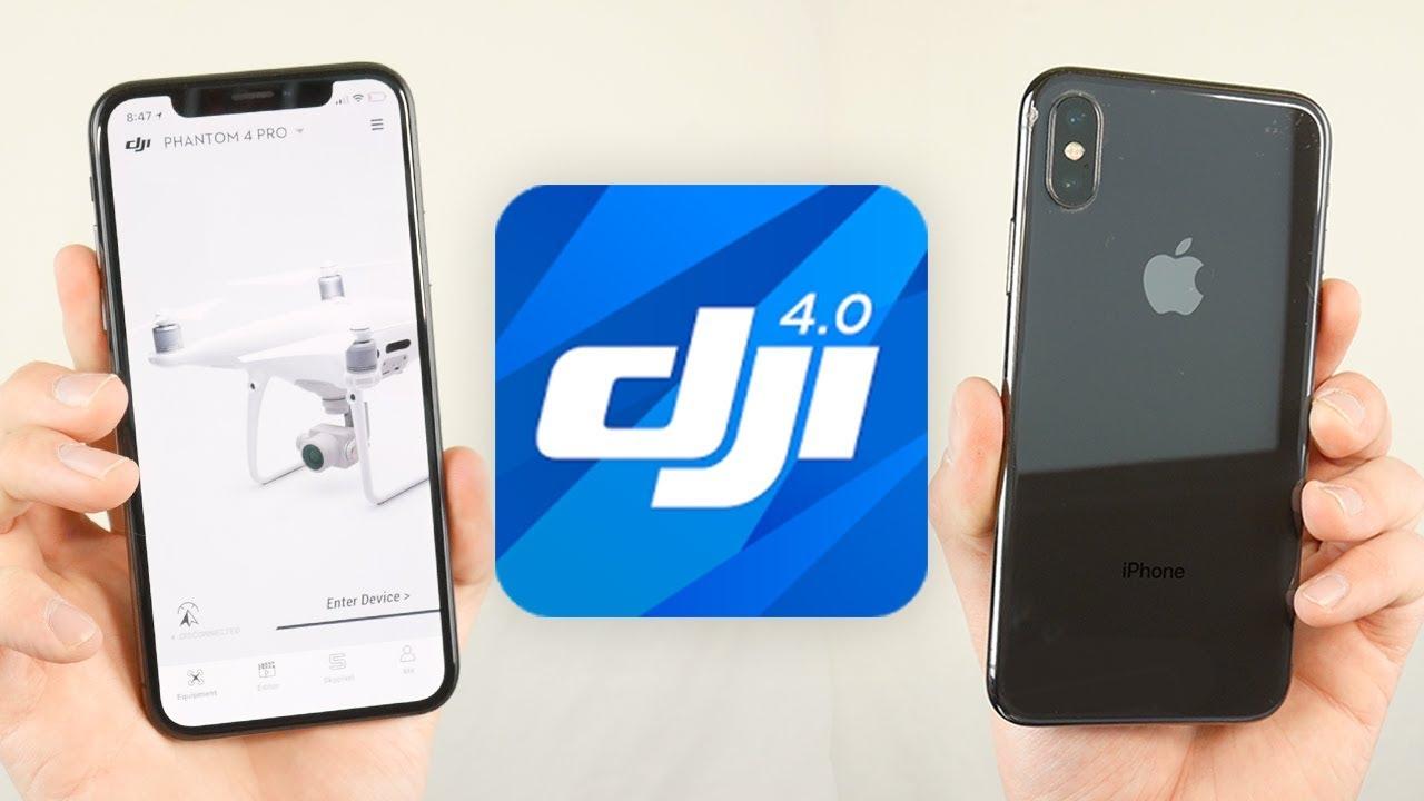 DJI Go App iPhone X Compatibility!