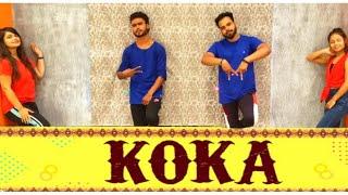 Koka | Khandaani Shafakhan | Moin Khan choreography , Sonakshi Sinha, Badshah Tanishk , Dhvani B