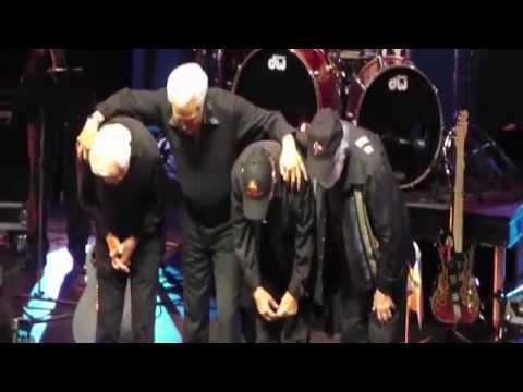 John Rowles & TCB Band - The Final Bow (November 2014)