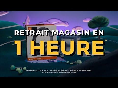 Film Eliott - Retrait magasin en 1H