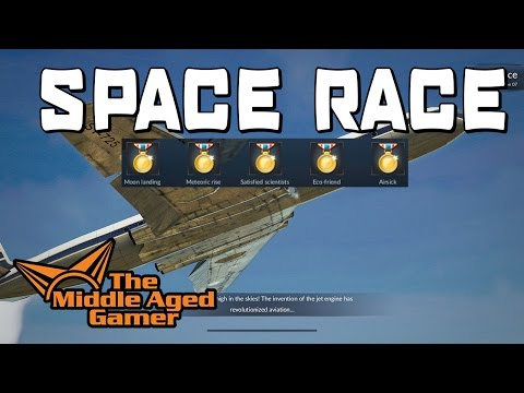 Transport Fever - America Campaign - Space Race - 5 Gold Medal Guide