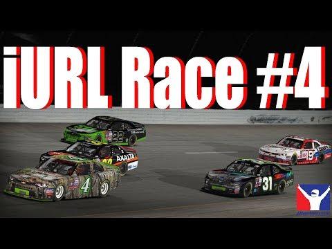 iURL Season 4 Race 4 | Xfinity Cars @ Iowa | iRacing