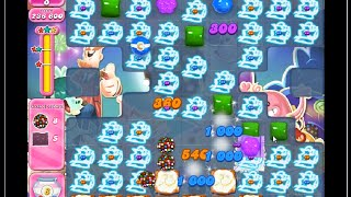 Candy Crush Saga Level 1401 (3 ★★★)