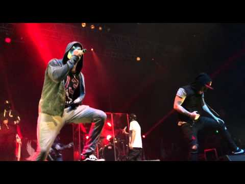 Hollywood Undead - Usual Suspects live - Prague CZ 2.4.2016 - Forum Karlin