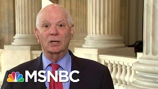 Full Cardin: Temperature Between Iran And U.S 'Hotter' After President Tweets | MTP Daily | MSNBC