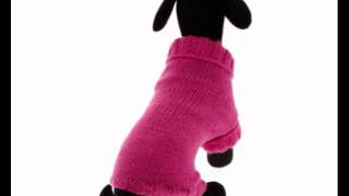 Bruiser's Pink Knitted Sweater From Legally Blonde