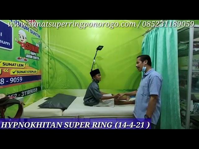 Sunat Hypnokhitan SUPER RING (085231189059)