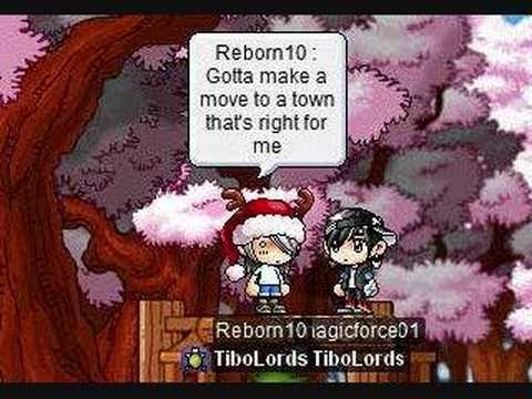 Maplestory Funky Town Youtube