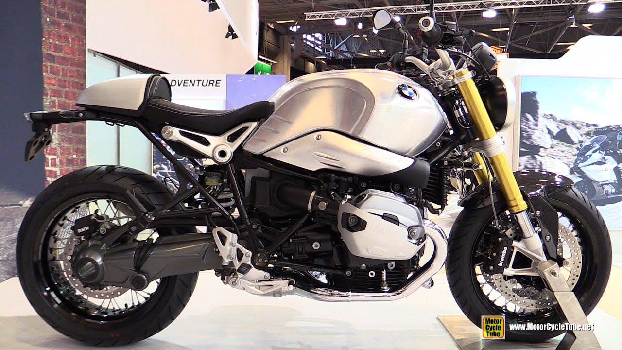 2016 bmw r ninet - walkaround - 2015 salon de la moto paris - youtube