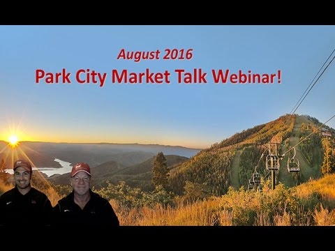 Park City Market Talk - August 2016