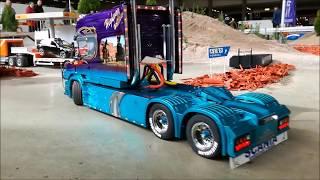 Rc trucks 1:14 in Helsinki 2018 Hupicon