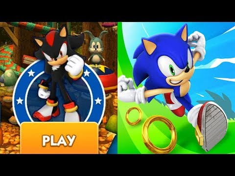 Sonic Dash - SHADOW Android Gameplay Ep 104