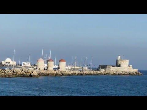 Jerusalem Haifa Israel with Greece & Italy. My Travels Neil Walker.