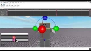 Roblox Animation Editor Basics