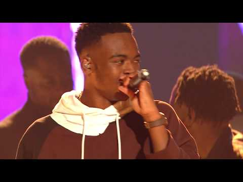 Not3s | 'My Lover' , 'Addison Lee' & 'Aladdin'  | live performance at the 2017 MOBO Awards