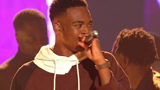 Not3s   'My Lover' , 'Addison Lee' & 'Aladdin'    live performance at the 2017 MOBO Awards