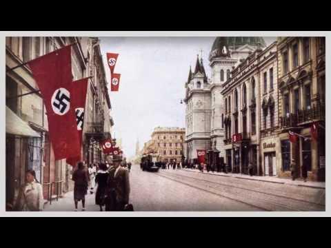 Nazi propaganda in the Łódź ghetto