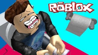 Download ESCAPANDO DEL BAÑO EN ROBLOX !! Mp3 and Videos