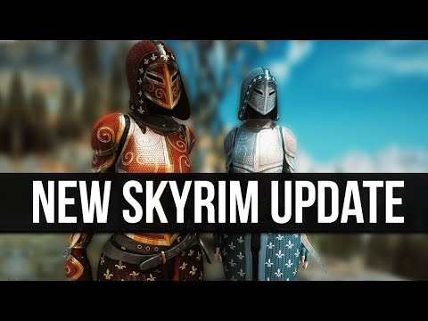 Skyrim is Getting a New Update & DLC