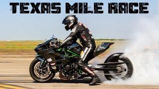 The Texas Mile Race |  Victoria, Tx