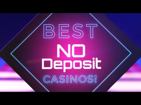 Best No Deposit Casino Welcome Bonuses - Top 5 No Deposit Casinos