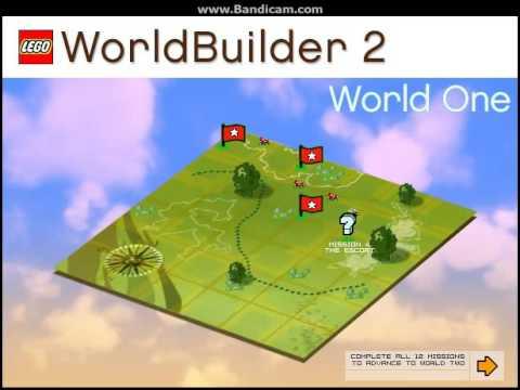 Lego World Builder 2 (Part 2) - YouTube
