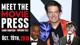 Jason Blum's Sorry, Idris Elba Joins Cats, & They Live Teased by Carpenter - Meet the Movie Press