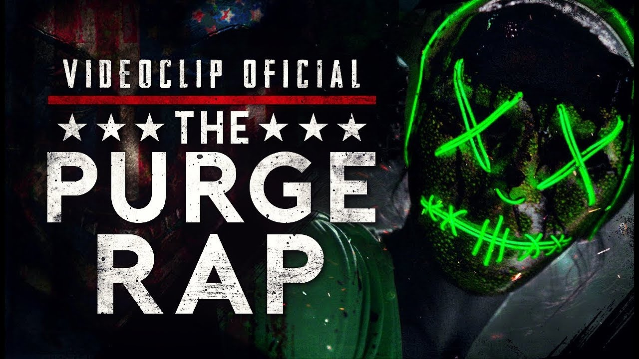 The Purge Rap 12 Horas Para Sobrevivir Videoclip Oficial Jay F Youtube