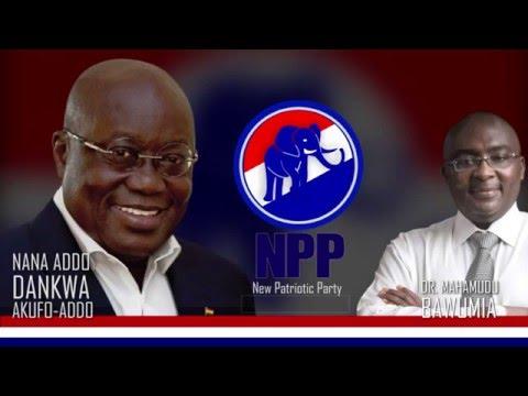 How the NPP Will Transform the Ghanaian Economy - Bawumia Answers