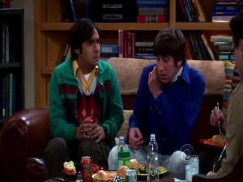 Download The Big Bang Theory Season 3 Funny Moments Part 2