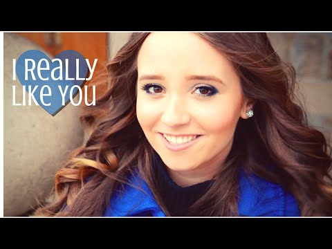 I Really Like You - Carly Rae Jepsen | Ali Brustofski Cover (Music Video)